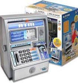 Dr. STEM Toys Talking ATM Bank