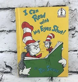 Random House I Can Read with My Eyes Shut! by Dr. Seuss