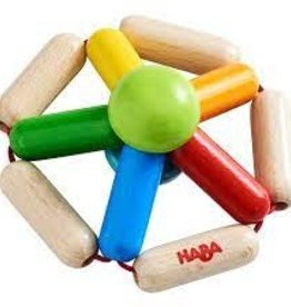 Haba Color Carousel Clutch Toy
