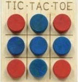 Maple Landmark Tic-Tac-Toe