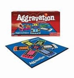 Winning Moves Games Aggravation 1/2 Fold Board