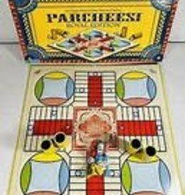 Winning Moves Games Parcheesi Royal 1/4 Fold Board