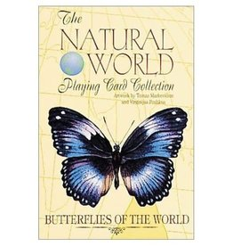 US Game System Butterflies of the World
