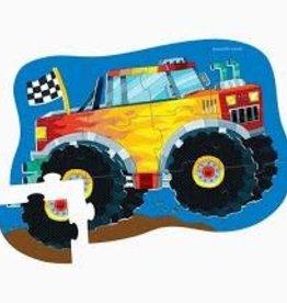 Crocodile Creek Mini Monster Truck 12 pc