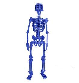 Boneyard Pets Homo Sapiens 3D Puzzle Blue