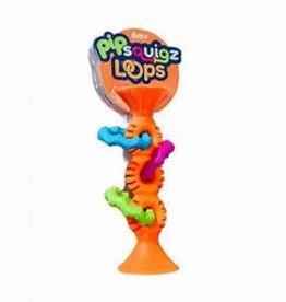 Fat Brain Toys pipSquigz Loops- Orange