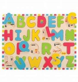 Big Jigs Inset Puzzle ABC Uppercase