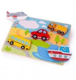 Big Jigs Chunky Lift Out Puzzle Transport