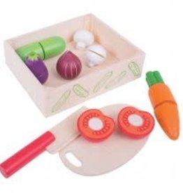 Big Jigs Cutting Vegetable Crate