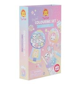 Schylling Kawaii Cafe - Coloring Set