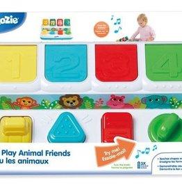 Kidoozie Pop 'n Play Animal Friends