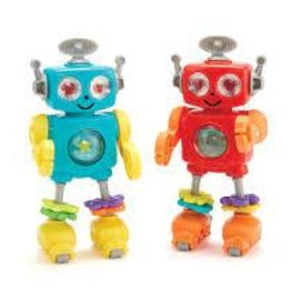 Kidoozie Play 'n Discover Robot Red