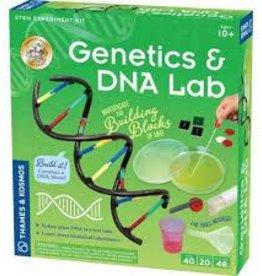 Thames & Kosmos Genetics & DNA Lab