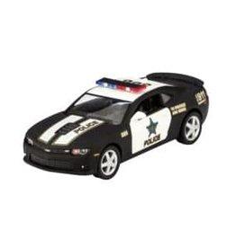 Schylling Dc '14 Police Camaro