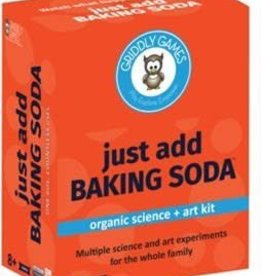 Griddly Games Just Add Baking Soda