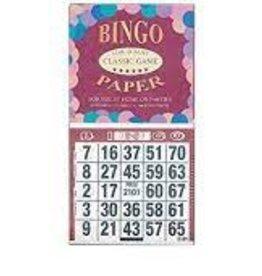John Hansen Bingo Paper