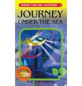 Chooseco Choose Your Own Adventure Journey Under the Sea by R.A. Montgomery
