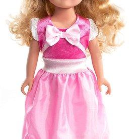 Little Adventures Doll Dress Cinderella Ball Gown