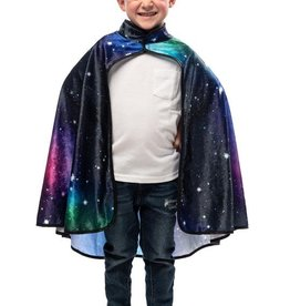 Little Adventures Galaxy Cape Ages 3-8