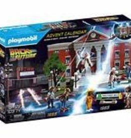 Playmobil Back to the Future Advent Calendar 70574
