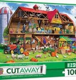 masterpieces Family Barn 1000 pc