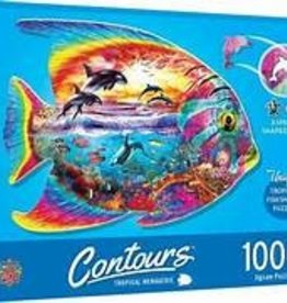 masterpieces Tropical Menagerie 1000 pc