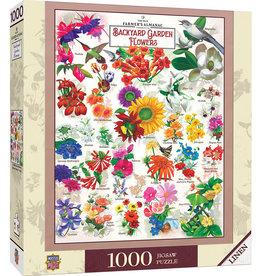 masterpieces Garden Florals 1000 pc