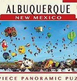 masterpieces Albuquerque Balloons Pano 1000 pc