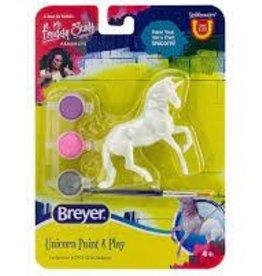 Breyer Unicorn Paint & Play 4233