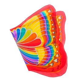 Douglas Red Rainbow Butterfly Wing