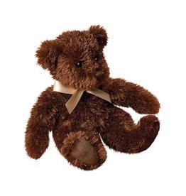 Douglas Chocolate Fuzzy Bear