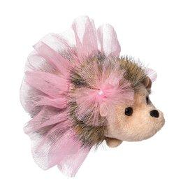 "Douglas 6"" Pink Swirl Tutu Hedgehog"