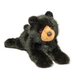 "Douglas 15"" Sutton Floppy Black Bear"
