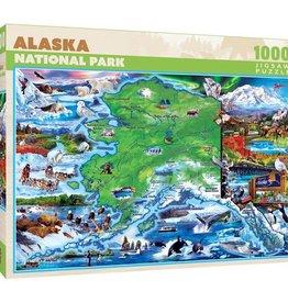 masterpieces National Parks Alaska 1000 pc