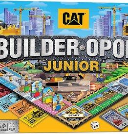 masterpieces Caterpillar - Builder Opoly Jr