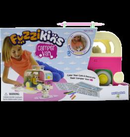 Fuzzikins Fuzzikins - Camper Van