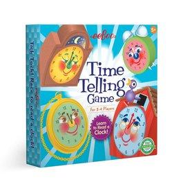 eeBoo Time Telling Game (2ED)