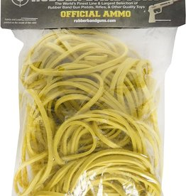 Magnum Yellow Rubber Band Ammo 4 oz