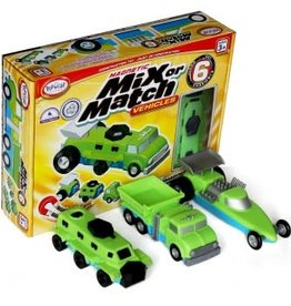 Popular Playthings Mix or Match Vehicles 6
