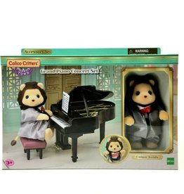 Calico Critters Grand Piano Concert Set