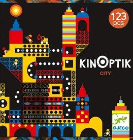 DJECO Kinoptik City Construction Animated Design Toy