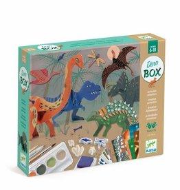 DJECO The World of Dinosaurs Multi-Activity Craft Kit