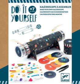 DJECO Space Immersion DIY Kaleidoscope Craft Kit