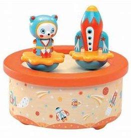 DJECO Space Melody Music Box