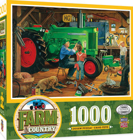 masterpieces Farm & Country - The Restoration 1000 pc Puzzle