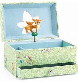DJECO Fawns Song Musical Treasure Box