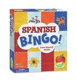 Peaceable Kingdom Spanish Bingo!