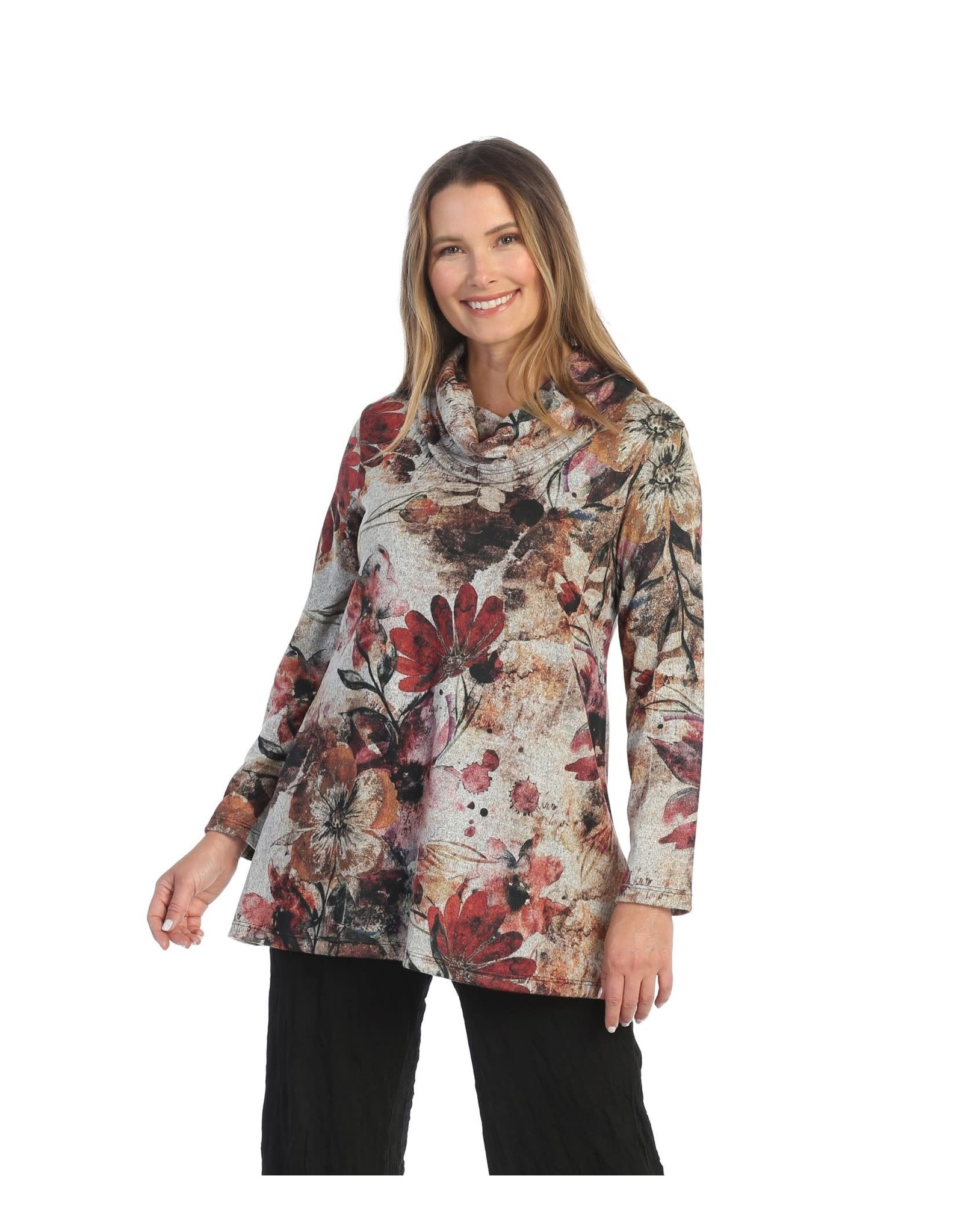 Jess and Jane French Brushed Tunic 'Nostalgia'