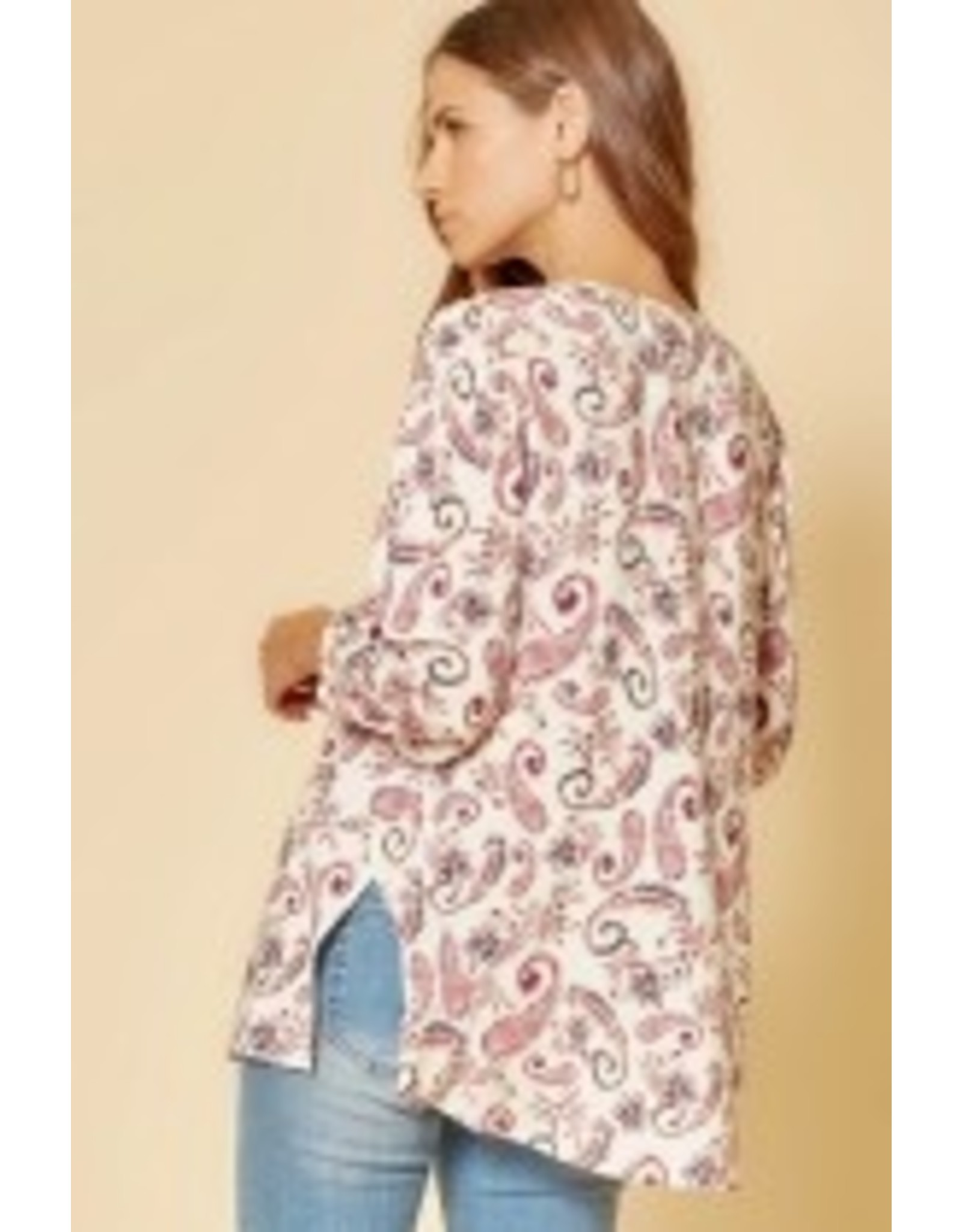 Savanna Jane Embroidered Tunic
