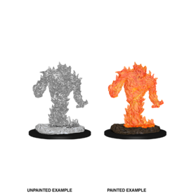 WizKids Fire Elemental (73847)
